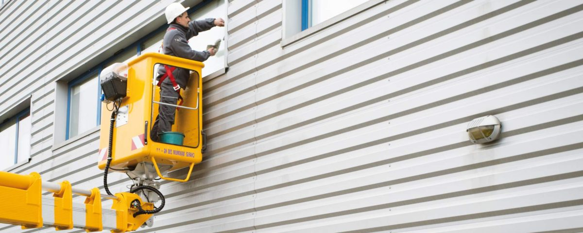 Nettoyage de façades 2
