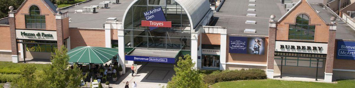 Centre commerciaux, galeries marchandes, magasins d'usine 2
